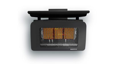 Outdoor Furniture NZ - Tungsten Gas Heater 300 Shadow ON