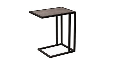 Outdoor Furniture NZ - Ceramic Side Table Black