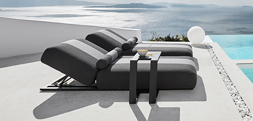 Outdoor Lounger Series